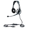 JBR1599829209 UC Voice 150 Binaural Over-the-Head Corded Headset JBR 1599829209