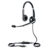 JBR5599829209 UC Voice 550 Binaural Over-the-Head Corded Headset JBR 5599829209
