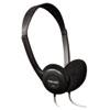 MAX190319 HP-100 Headphones, Black MAX 190319