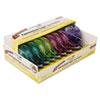 TOM68723 MONO Correction Tape, Assorted Retro Color Dispensers, 1/6