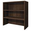 HONVBH36Z Voi Bookcase Hutch, 36w x 14d x 35h, Columbian Walnut HON VBH36Z