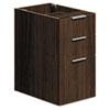 HONVSP20XZ Voi Box/Box/File Support Pedestal, 16w x 20d x 28-1/2h, Columbian Walnut HON VSP20XZ