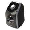 EPI1771 SharpX Classic Electric Pencil Sharpener, Black/Silver EPI 1771