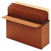 GLW83234 Divider Pockets, 2 Dividers, Redrope, 3 1/2