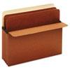 GLW83224GW Divider Pockets, 2 Dividers, Redrope, 3 1/2