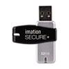IMN28909 Secure+ Hardware-Encrypted Flash Drive, 32 GB IMN 28909