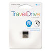 MEM99043 Micro TravelDrive USB Flash Drive, 16 GB MEM 99043