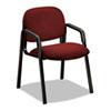 HON4003AB62T Solutions Seating Leg Base Guest Arm Chair, Burgundy HON 4003AB62T