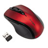 KMW72422 Pro Fit Mid-Size Wireless Mouse, Scarlet Red KMW 72422