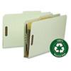 SMD18722 Classification Folder, 1 Divider, 2