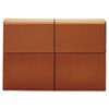 GLWB1060E Expanding Wallet, 3 1/2 Inch Expansion, 12 x 18, Brown GLW B1060E