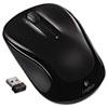 LOG910002974 M325 Wireless Mouse, Right/Left, Black LOG 910002974