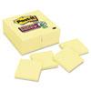 MMM65424SSCY Super Sticky Notes, 90 3 x 3 Sheets, 24 Pads/Pack MMM 65424SSCY