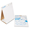 PACTEP2023 GoWrite! Dry Erase Table Top Easel Pad, 20 x 23, 4 10-Sheet Pads/Carton PAC TEP2023