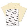 SGH056100 Digital Index Color Card Stock, 90 lbs., 8-1/2 x 11, Ivory, 250 Sheets/Pack SGH 056100