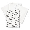 Springhill® Digital Index White Card Stock | www.SelectOfficeProducts.com