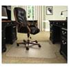DEFCM16233 UltraMat Vinyl Chair Mat for Plush Pile, Beveled, 45 x 53, Clear DEF CM16233