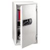 SENS8771 Commercial Safe, 5.8 ft3, 25-1/2w x 23-7/8d x 47-5/8h, Light Gray SEN S8771