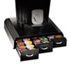 EMSTRY01BLK Anchor K-Cup Coffee Organizer, 13 1/2