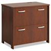 BSHPR76554 Envoy Series Two-Drawer Lateral File, 32w x 20d x 30-1/4h, Hansen Cherry BSH PR76554