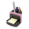 Universal® Recycled Plastic Deluxe Desk Organizer | www.SelectOfficeProducts.com
