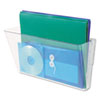 UNV53692 Add-on Pocket for Wall File, Letter, Clear UNV 53692