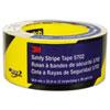 MMM57022 Caution Stripe Tape, 2w x 108 ft. Roll MMM 57022