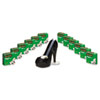 MMM810K12C30B Magic Tape Value Pack with Black Shoe Dispenser, 3/4