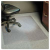 ESR120321 46 x 60 Rectangle Chair Mat, Task Series AnchorBar for Carpet up to 1/4