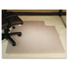 ESR124054 36x48 Lip Chair Mat, Performance Series AnchorBar for Carpet up to 1