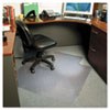 ESR128173 45x53 Lip Chair Mat, Multi-Task Series AnchorBar for Carpet up to 3/8