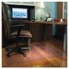 ESR132321 46x60 Rectangle Chair Mat, Multi-Task Series for Hard Floors, Heavier Use ESR 132321