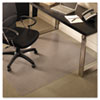 ESR122371 46x60 Rectangle Chair Mat, Professional Series AnchorBar  for Carpet up to 3/4