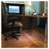 ESR131826 46x60 Rectangle Chair Mat, Economy Series for Hard Floors ESR 131826