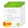 MMM559RPVAD6 Self-Stick Easel Pads, 25 x 30, White, 6 30-Sheet Pads/Carton MMM 559RPVAD6