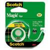 MMM105 Magic Tape w/Refillable Dispenser, 3/4