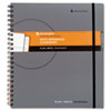 "AAG70620930 Planning Notebook With Reference Calendar, Gray, 9 1/4"" x 11"" AAG 70620930"