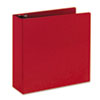 AVE27204 Durable EZ-Turn Ring Reference Binder, 11 x 8-1/2, 3