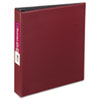 AVE27352 Durable EZ-Turn Ring Reference Binder, 11 x 8-1/2, 1-1/2