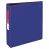 AVE27551 Durable EZ-Turn Ring Reference Binder, 11 x 8-1/2, 2