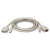 TRPP758006 KVM Cable Kit, 6 ft, USB/HD15, Gray TRP P758006