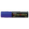 ART47271 Poster Marker, Chisel, 20mm, Blue ART 47271