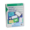 AVE30606 Pres-A-Ply Laser Address Labels, 1 x 2-5/8, White, 7500/Box AVE 30606