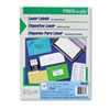 AVE30632 Pres-A-Ply Laser File Folder Labels, 2/3 x 3 7/16, White, 1500/Box AVE 30632