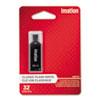 IMN28945 Classic USB Flash Drive, 32GB, Black IMN 28945