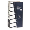 AVE4015 Dot Matrix Printer Address Labels, 1 Across, 15/16 x 5, White, 5000/Box AVE 4015