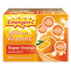 ALA130203 Immune Defense Drink Mix, Super Orange, 0.3 oz Packet, 50/Pack ALA 130203