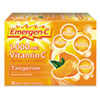 ALA130202 Immune Defense Drink Mix, Tangerine, 0.3 oz Packet, 50/Pack ALA 130202