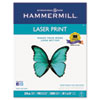 HAM104604 Laser Print Office Paper, 98 Brightness, 24lb, 8-1/2 x 11, White, 500 Sheets/Rm HAM 104604