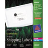 AVE48464 EcoFriendly Labels, 3-1/3 x 4, White, 600/Pack AVE 48464
